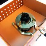 Centrifuga para fundição de joias